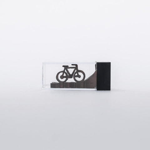 Bike & Bend Sculpture - Simply Bend Souvenirs