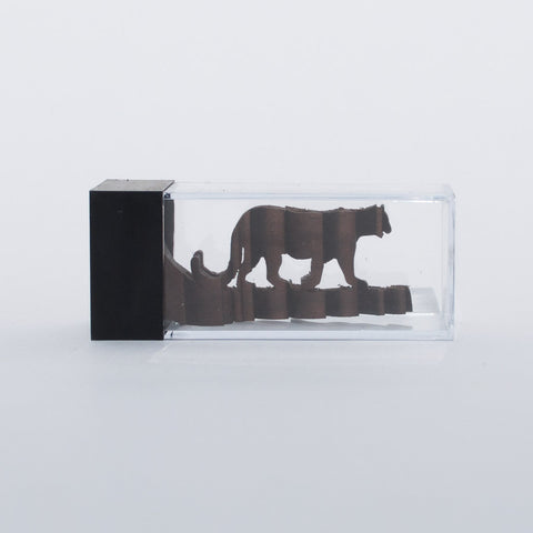 Mountain Lion & Oregon Sculpture - Simply Bend Souvenirs
