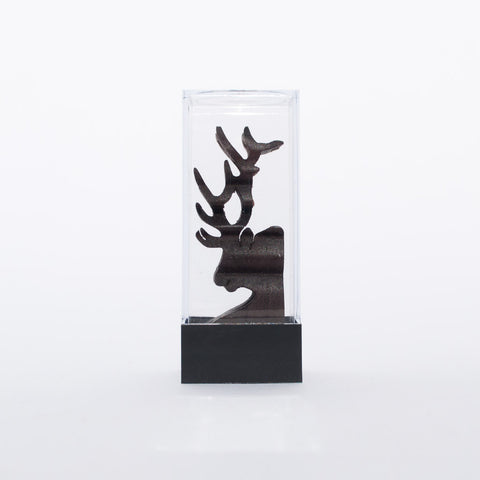 Elk & Bend Sculpture - Simply Bend Souvenirs