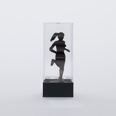 Female Runner & Bend Sculpture - Simply Bend Souvenirs