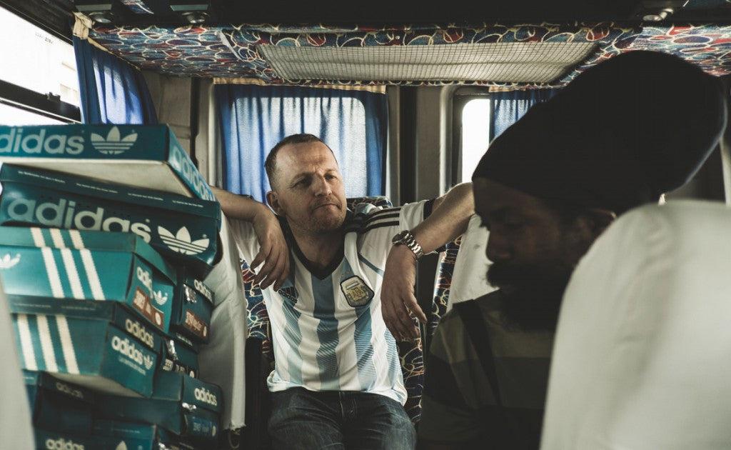Check out the new adidas Originals-SPEZIAL film – Soul Searching in S.America 2