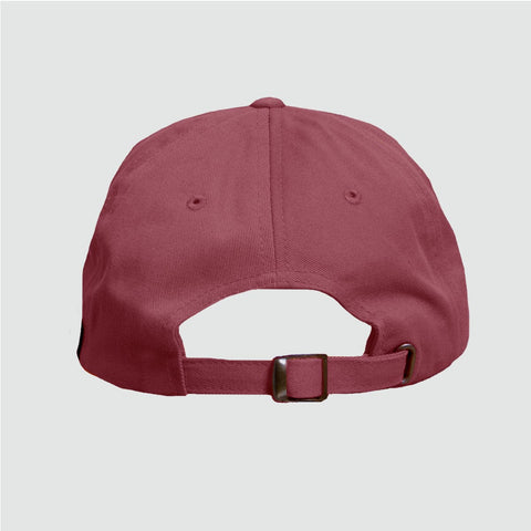 YO 'CABRERA' Baseball Cap Red