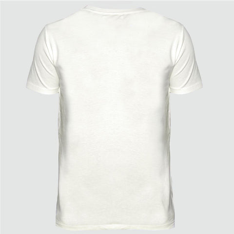 YO 'SERRA' T SHIRT CREAM