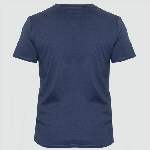 YO 'CAN FORN' T SHIRT NAVY