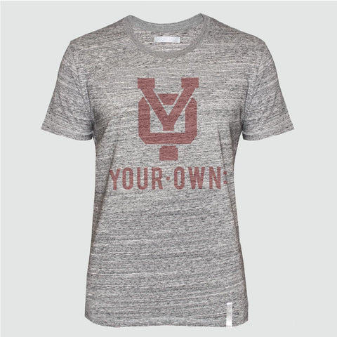 YO 'ESCANDELL' T SHIRT GREY MARL 2