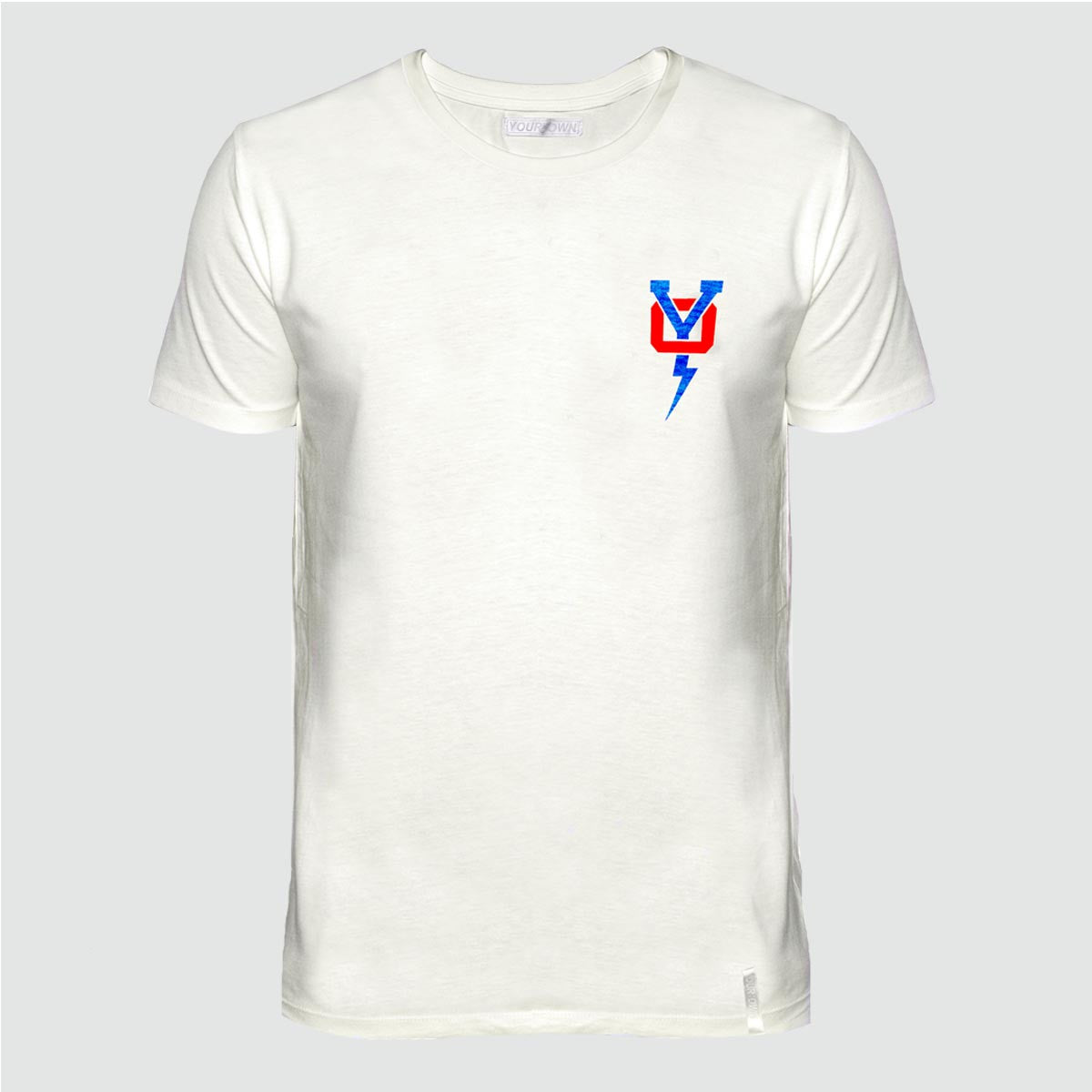 YO 'LA BRASA' T SHIRT CREAM