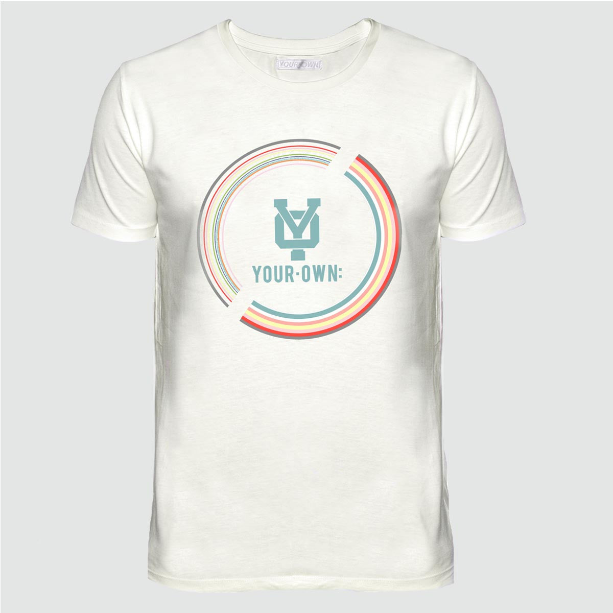 YO 'BOSA' T SHIRT CREAM