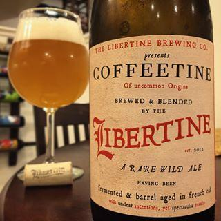 Libertine Coffeetine 750ml