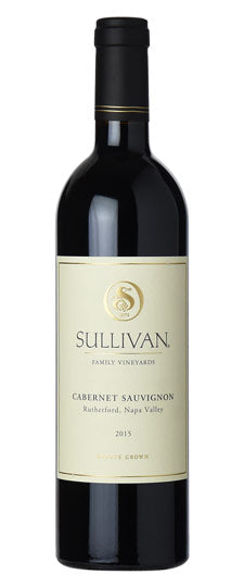 Sullivan Cabernet Rutherford Napa Valley 2015 750ml