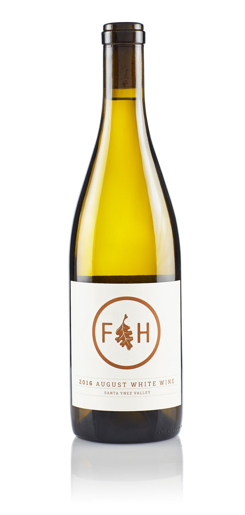 Folded Hills August White Wine 2016 750 ml