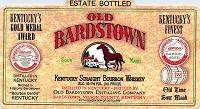 Old Bardstown Estate Bourbon 750ml