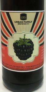 Urban Family Blackberry Sour 500ml