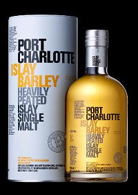 Bruichladdich Port Charlotte Heavily Peated 750 ml