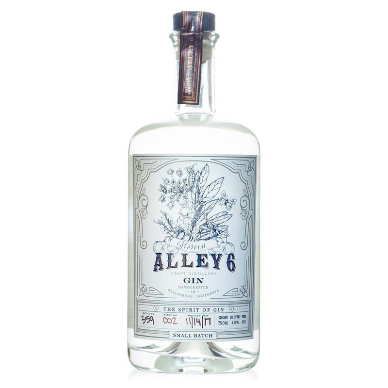 Alley 6 Harvest Gin 750 ml