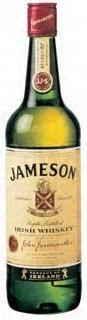 Jameson Irish Whiskey 750 ml