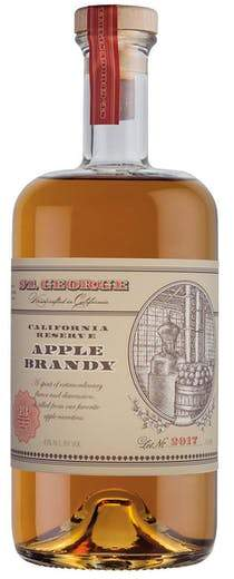 St. George Apple Bandy 750ml