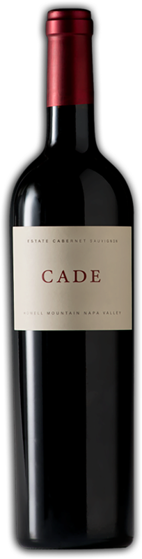 Cade Estate Howell Mountain Cabernet Sauvignon 2017 750ml