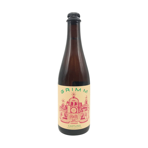 Grimm Castling Farmhouse Pale Ale 500ml