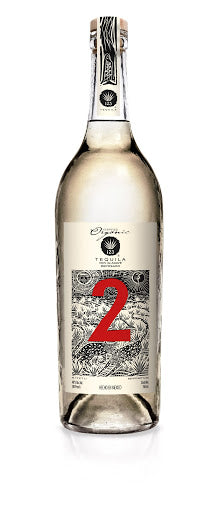 123 Organic Tequila Reposado 750 ml