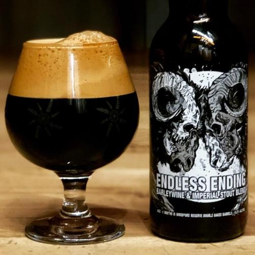 Anchorage Endless Ending Stout Blend 375ml