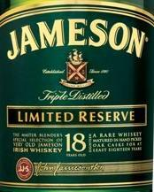 Jameson 18 Year 750ml