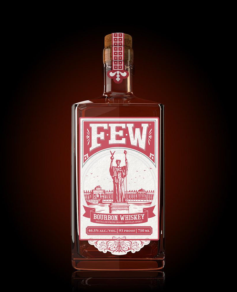 FEW Bourbon Whiskey 750ml
