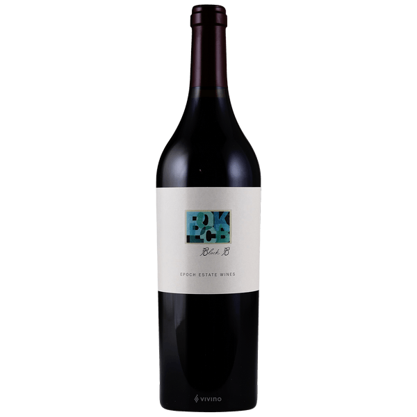 Epoch Estate Block B Syrah 2016 750ml
