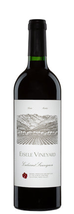 Eisele Vineyard Estate Napa Valley Cabernet Sauvignon 2017 750 ML