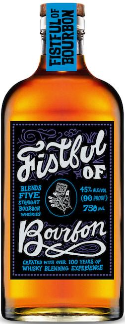 Fistful of Bourbon Blend 750ml