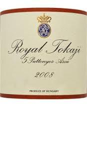 Royal Tokaji 5 Puttonyons 2008 375ml