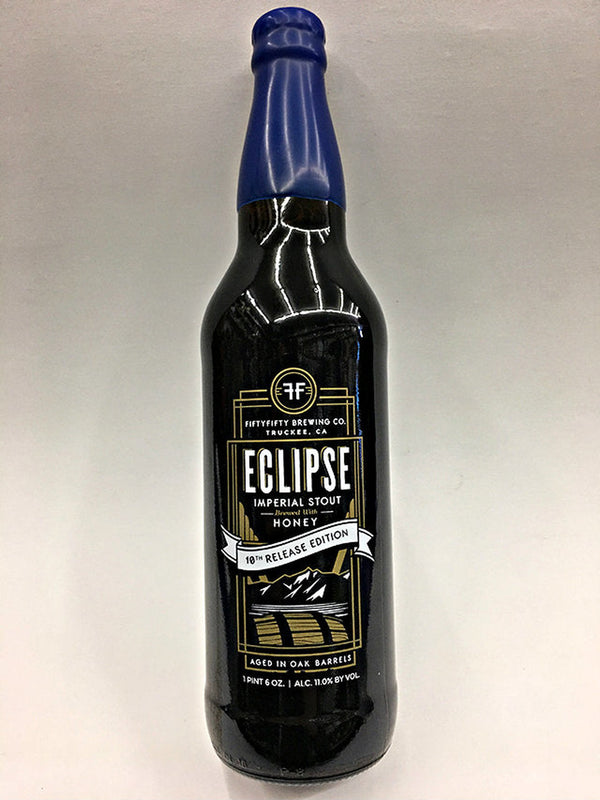 Fifty Fifty Eclipse Barrel Aged Stout 22oz