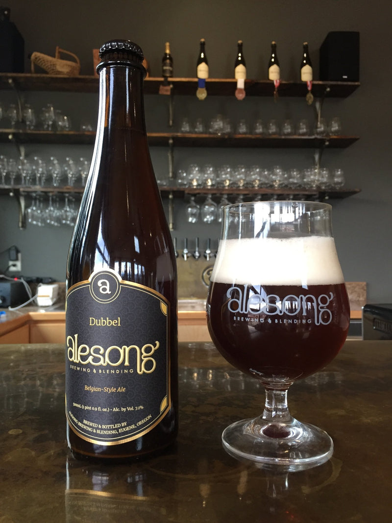 Alesong Four Brothers Dubbel Belgian Ale 500ml