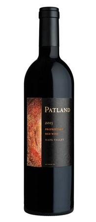 Patland Napa Valley Red Wine 2015 750 ml