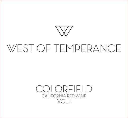West of Temperance Colorfield Volume 1 750 ml