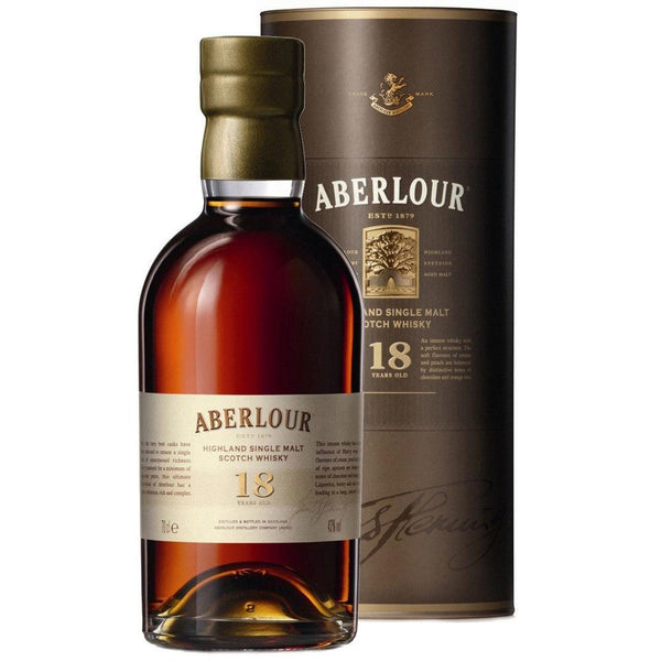 Aberlour 18 Year Highland Single Malt Scotch 750 ml