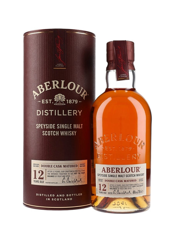 Aberlour 12 year Scotch 750ml