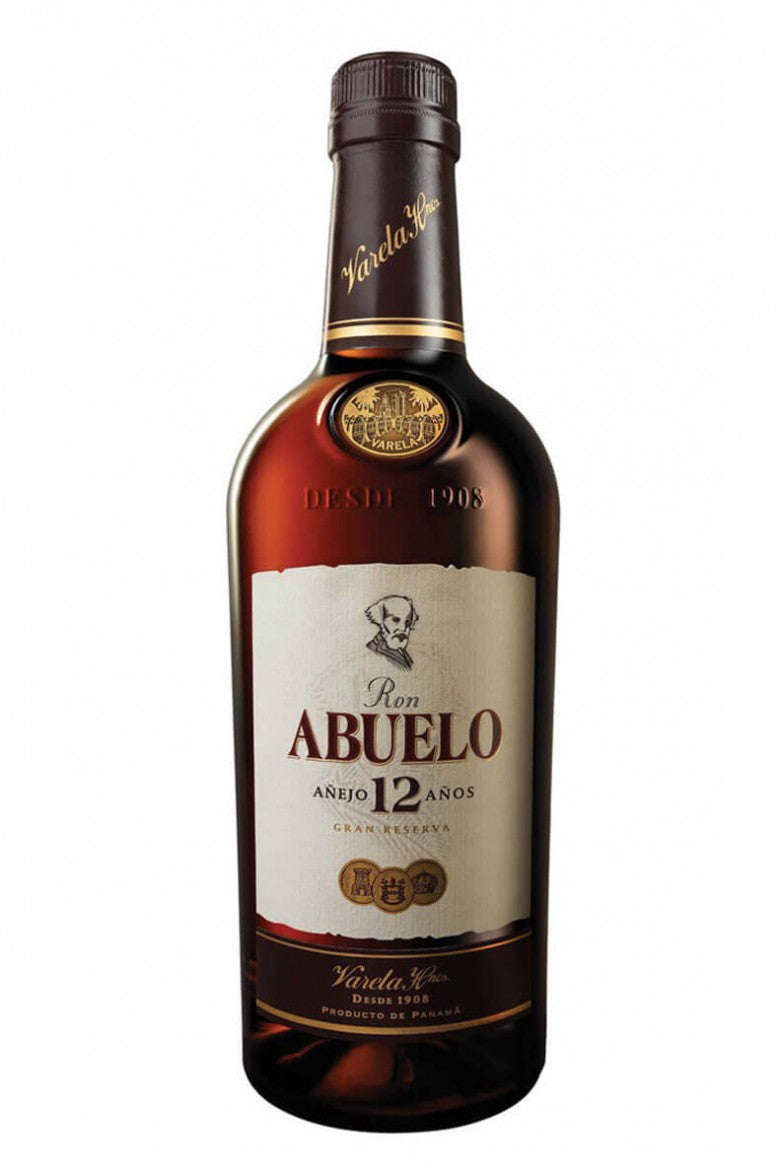 Ron Abuelo 12 Year Anejo Rum 750ml