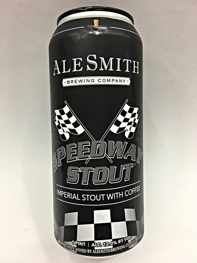 Alesmith Speedway Stout Single 16oz can