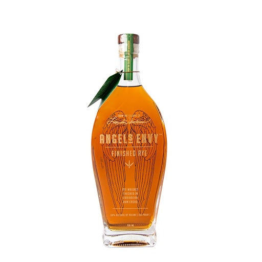 Angels Envy Rye Finished in Caribbean Rum Cask 750 ML