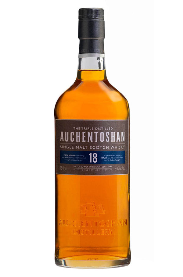Auchentoshan 18 years Single Malt Scotch 750ml