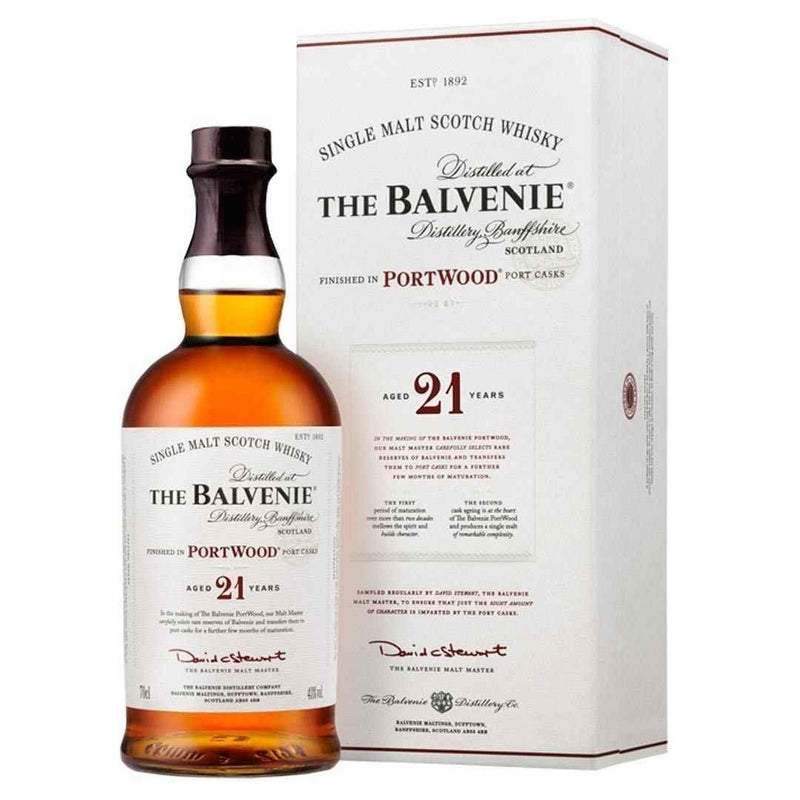 Balvenie Port Wood 21 Year 750 ml