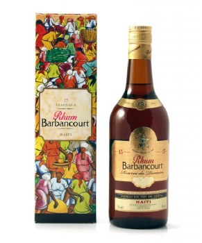 Rhum Barbancourt 15 years Rum 750ml