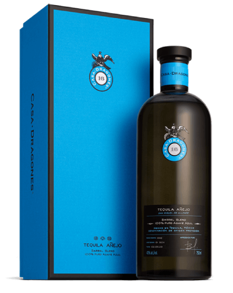 Casa Dragones Barrel Blend Anejo Tequila 750 ML