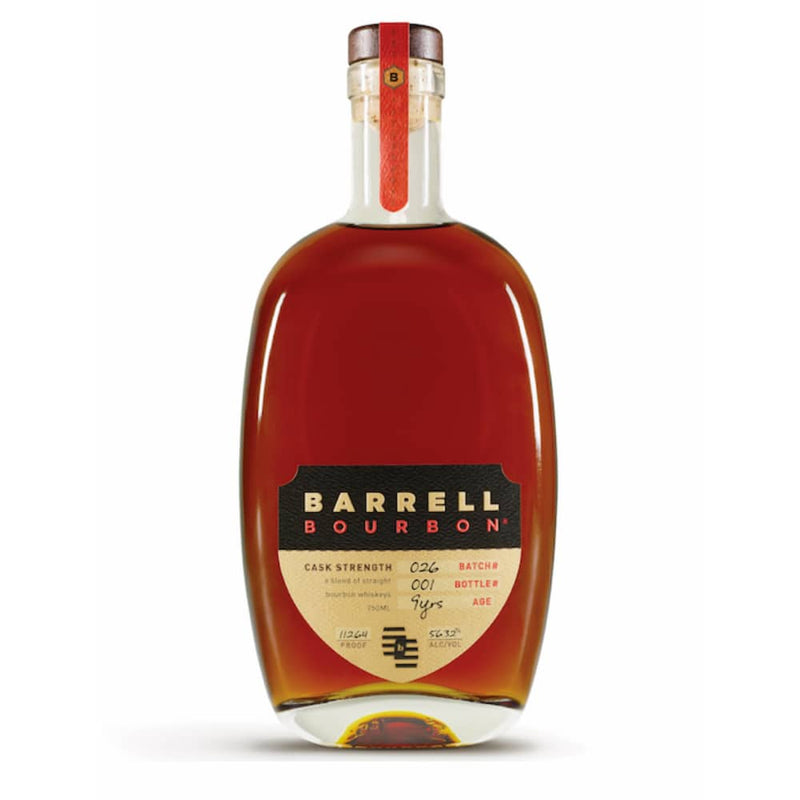 Barrell Bourbon Cask Strength Batch #26 750ml