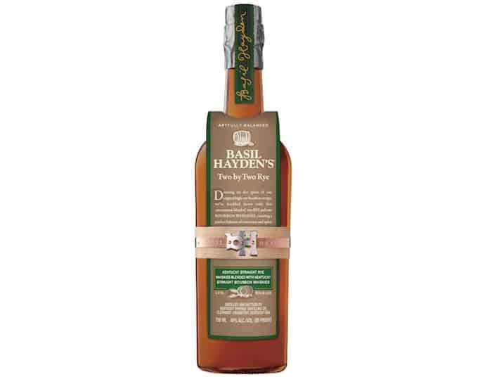 Basil Hayden's Two by Two Kentucky Rye 750ml