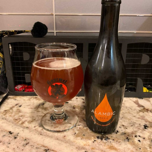 Alambic IPA Beer With Cognac 375ml Bottle