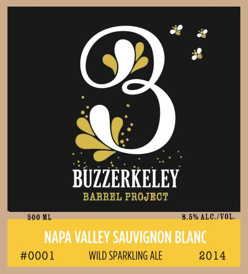 Calicraft Buzzerkeley Sauvignon Blanc Sour 2014 500 ml
