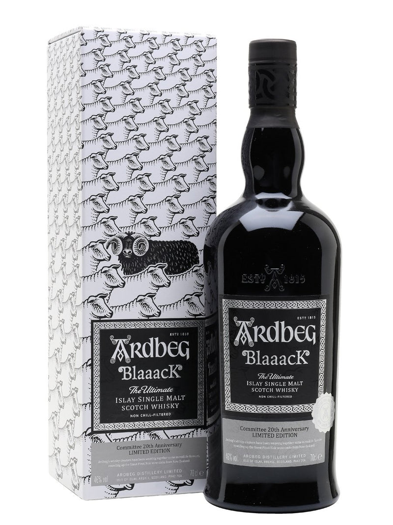 Ardbeg BlaaacK The Ultimate Islay Single Malt Scotch Whisky 750ml