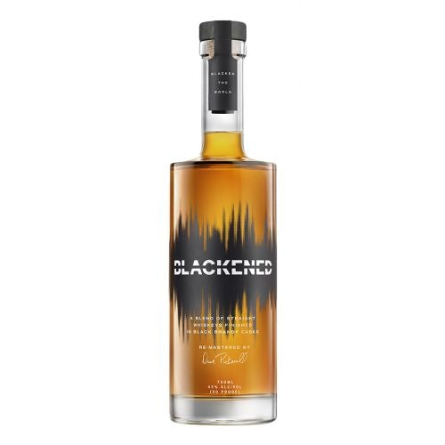 Blackened Blend Of Whiskeys 750ml