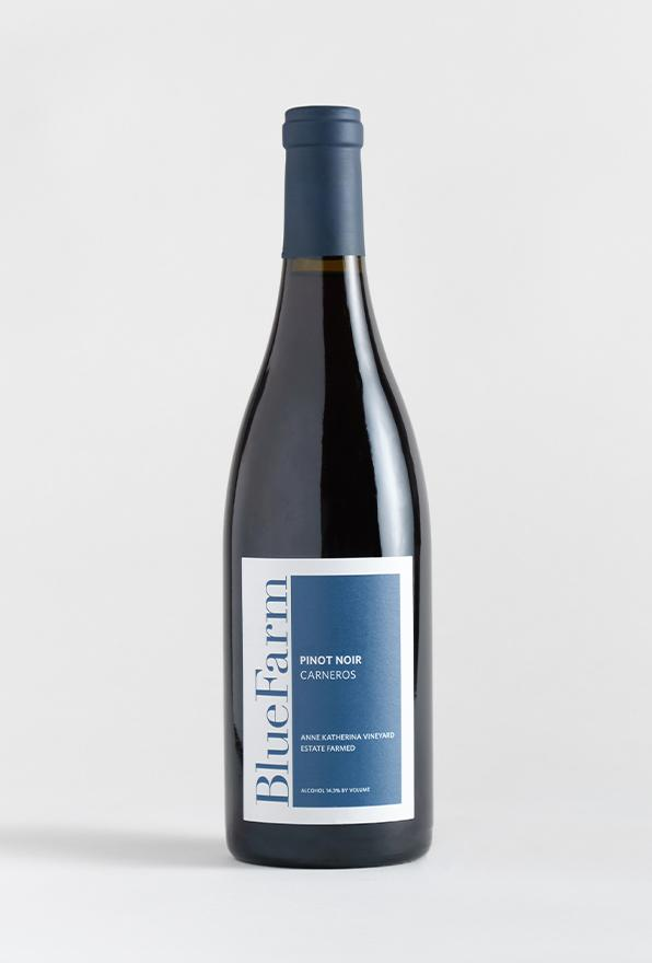 Blue Farm Anne Katherina Vineyard Pinot Noir 2017 750ml